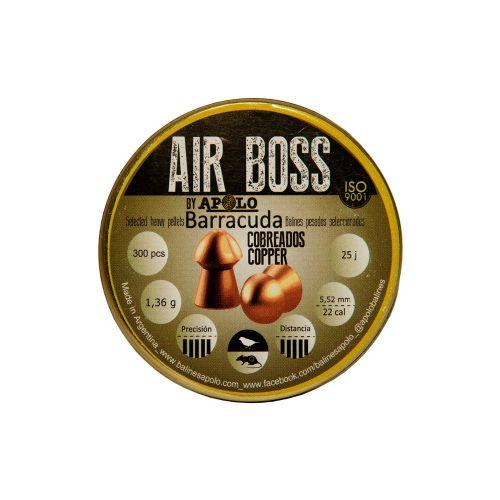 Apolo Air Boss Barracuda Copper .22 x 300