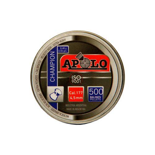 Apolo Champion .177 x 500