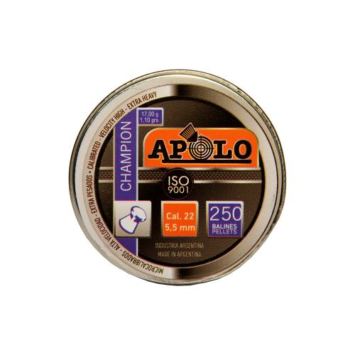 Apolo Champion .22 x 250