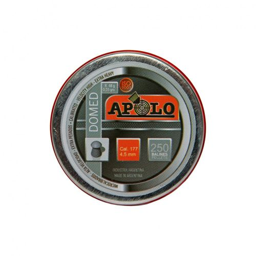 Apolo Domed .177 x 250