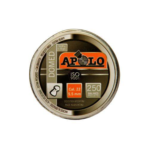 Apolo Domed .22 x 250