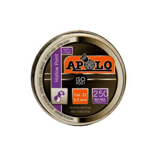 Apolo Hollow Point .22 x 250