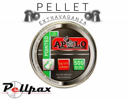 Apolo Pointed .177 x 500