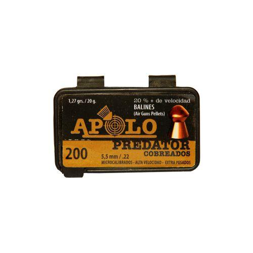 Apolo Predator Copper .22 x 200