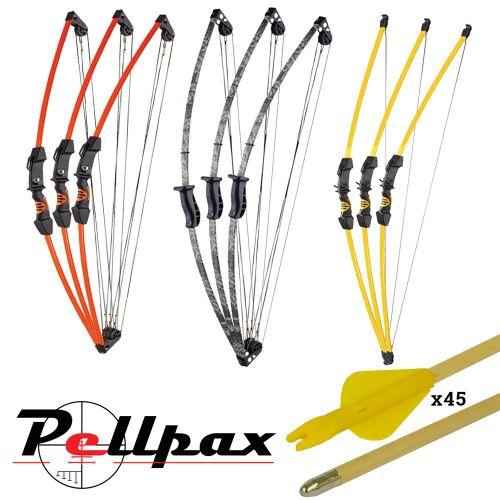 Pellpax Archery Family/Car Boot/Trade Pack - Super Offer!