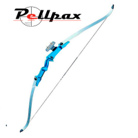 Perfect Line Blue Jazz Bow