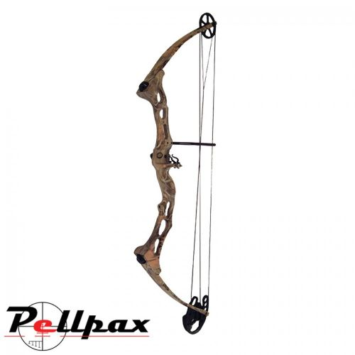 Predator Adult Compound Bow - Camo
