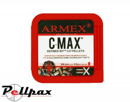 Armex C-Max CO2 .177 Pellets x 300