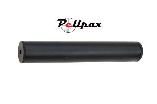 Pellpax Backdraft Silencer - ½ inch UNF Female