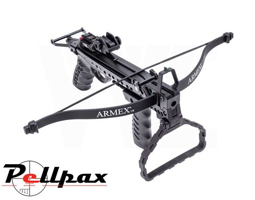 Armex Tron Recurve Crossbow - 80lbs