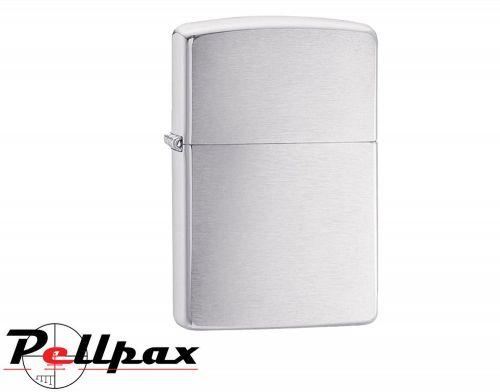 Zippo Armor® Brushed Chrome Lighter