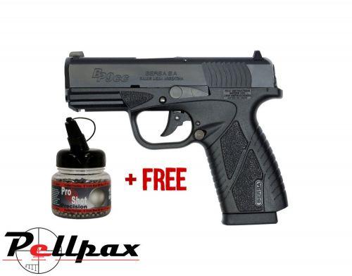 ASG Bersa BP9CC - 4.5mm BB Air Pistol - & Free BB's