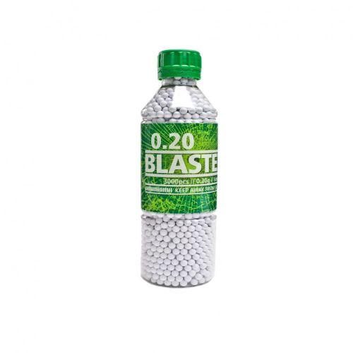 ASG Blaster Kugler 6mm BB - 0.20g x 3000