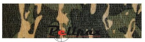 ASG Camouflage Fabric Tape Woodland for Rifle / Gun Wrap
