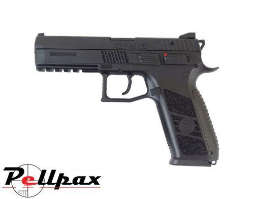 ASG CZ P-09 Duty Black - 4.5mm BB & .177 Pellet Air Pistol