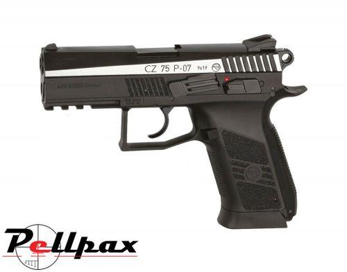 ASG CZ75 P-07 Duty Dual Tone - 4.5mm BB Air Pistol