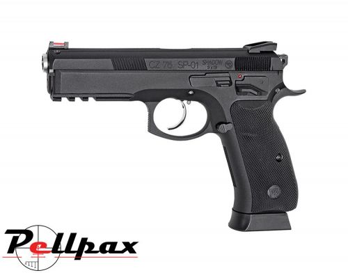 ASG CZ75 SP-01 Shadow Blow Back - 4.5mm BB Air Pistol