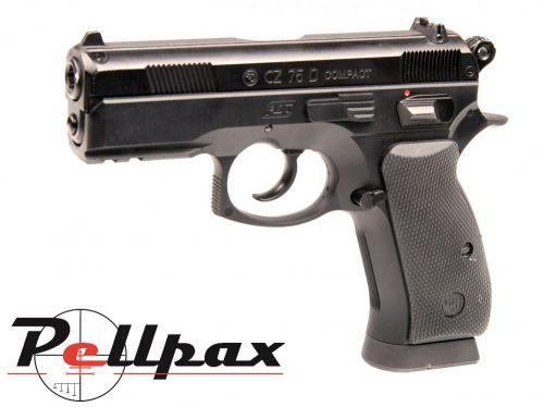 ASG CZ75D Compact Black - 4.5mm BB