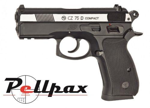ASG CZ75D Compact Dual Tone - 4.5mm BB