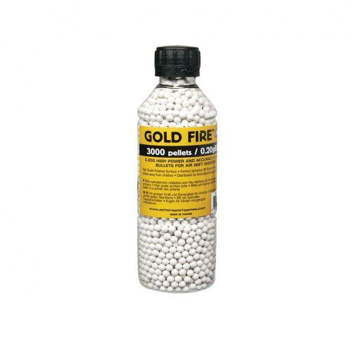 ASG Gold Fire 6mm BB - 0.20g x 3000