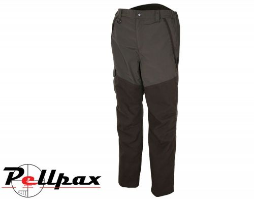 Ashcombe Trousers By Jack Pyke in Green over Olive Brown