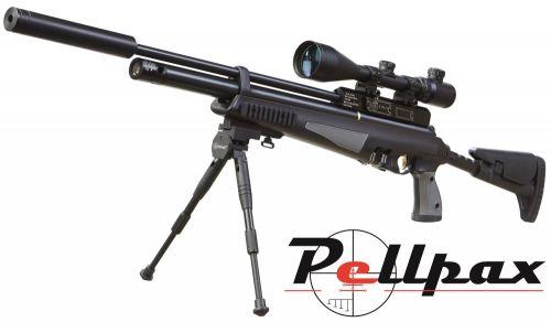 Hatsan AT44-10 Tactical Combo Kit .22