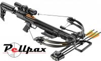 EK Archery Ballistic 370 185lbs Compound Crossbow with 2x packs of Free Bolts!
