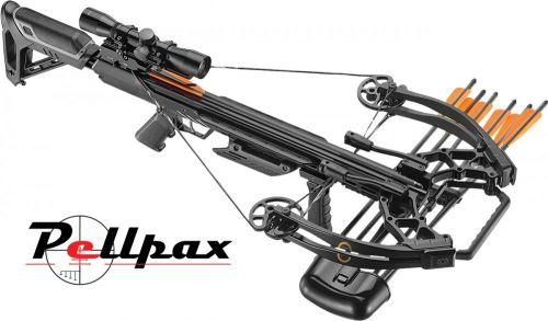 Ek Archery Ballistic 410 Crossbow 200lbs - Black