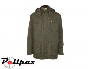 Balmoral Jacket Olive Green By Champion