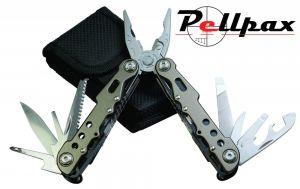 BareTye Multi-tool - 14 tool Multitool