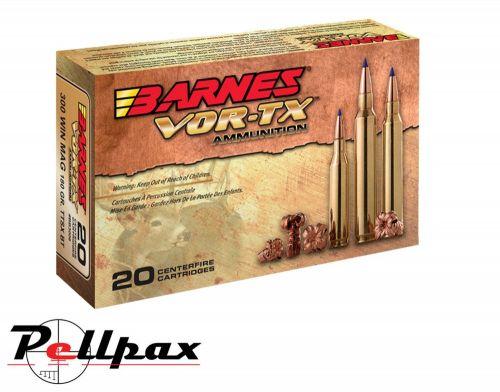 Barnes VOR-TX TTSX BT 120gr - .260 Rem