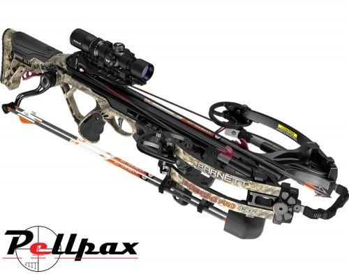Barnett Hypertac 420 Compound Crossbow Kit - 210lbs