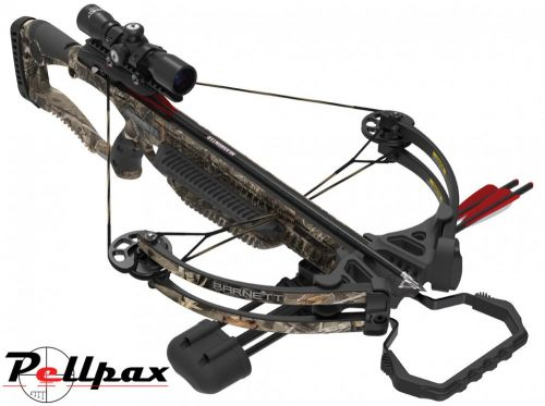 Barnett Raptor FX3 Crossbow Kit