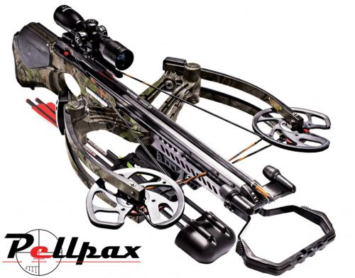 Barnett ReVengence Compound Crossbow - 145lbs