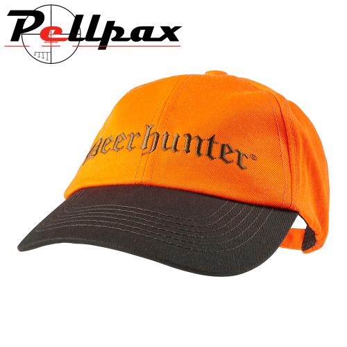 Bavaria Cap in Orange by Deerhunter