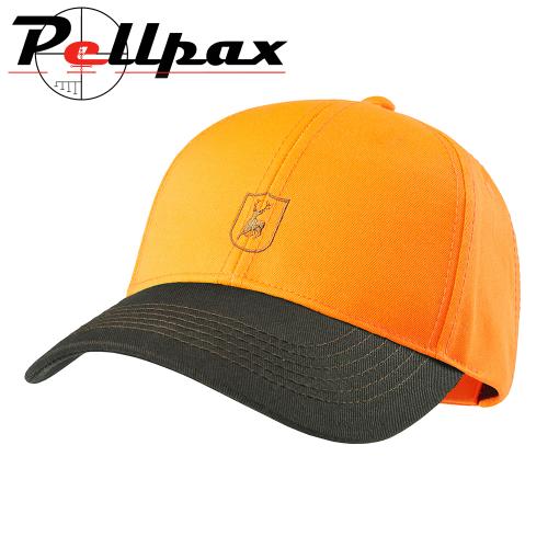Bavaria Shield Cap in Orange by Deerhunter