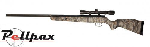 Beeman 1084 Carnivore & 3-9x32 Scope - .22