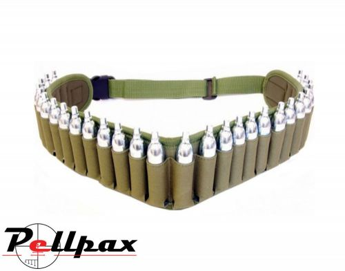 Pellpax CO2 Belt Including 28 CO2 Capsules
