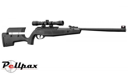 Black Ops Benning w/ 4x32 Scope - .22 Air Rifle