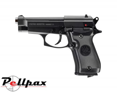 Beretta M84FS Black - 4.5mm BB Air Pistol