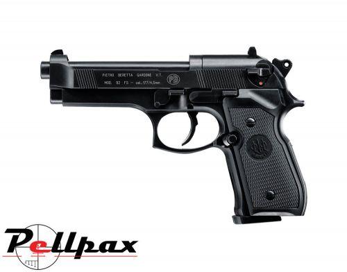 Beretta 92FS .177 Pellet CO2 Pistol + Hard Case - Second Hand