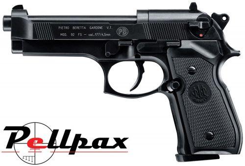 Beretta M92FS Black - .177 Pellet
