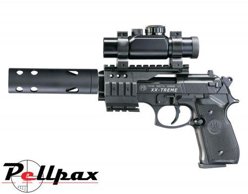 Beretta M92FS Extreme - .177 Pellet Air Pistol