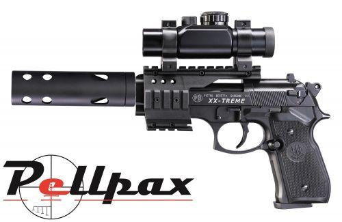 Beretta M92FS Extreme - .177 Pellet
