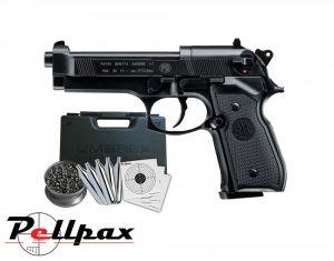 Beretta M92FS Kit - Black .177 Pellet