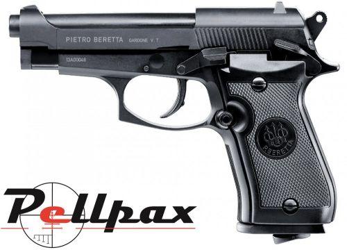 Beretta M84FS Black - 4.5mm BB