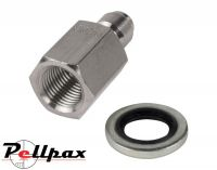 Best Fittings Quick Coupler Plug
