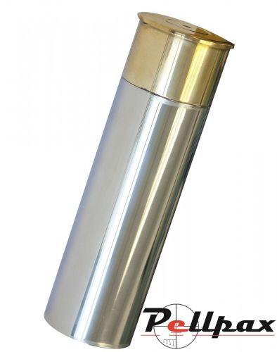 3oz Cartridge Flask by Bisley