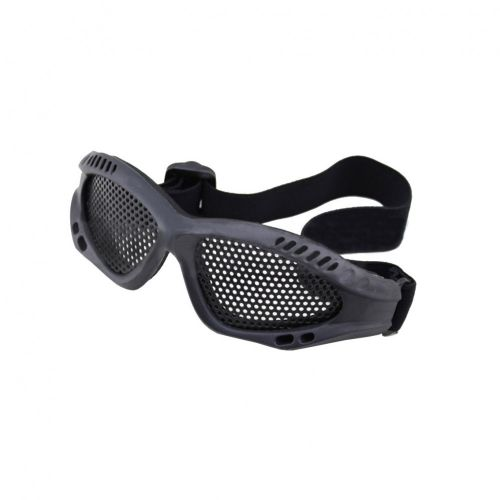 Big Foot Zero Steel Mesh Goggles