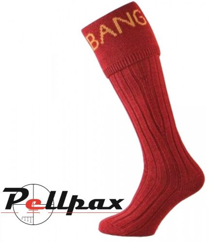 Bang Bang Stockings Socks by Bisley